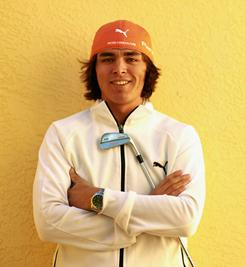 Rickie Fowler was named the rookie of the year last year. This year, now that he is more familiar with the tournaments and the course, he expects to win.