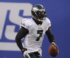 Michael Vick will start for the NFC at the Pro Bowl.