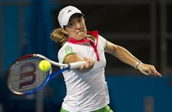 Justine Henin won 43 tournaments, including seven Grand Slam titles, during her illustrious career.