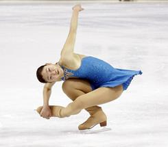 Fourth in the 2010 Winter Olympics, Mirai Nagasu, 17, figures to face challenges from younger skaters on the road to the 2014 Sochi Games.