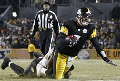 Ben Roethlisberger and the Steelers will meet the Packers in Super Bowl XLV.