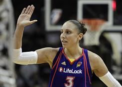 Diana Taurasi says she intends to return to the WNBA when the season begins in June, even though she's facing a possible two-year ban from FIBA after failing a drug test while playing in the Turkish Basketball League.