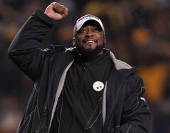 In just his fourth season as head coach of the Pittsburgh Steelers, Mike Tomlin is headed to his second Super Bowl.
