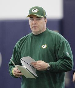Early in his career, Packers coach Mike McCarthy supplemented his income by working in a toll booth.