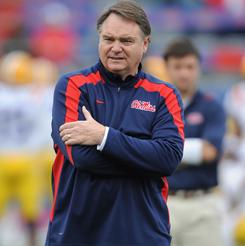 Mississippi coach Houston Nutt followed NCAA rules by signing 28 players to letters of intent.