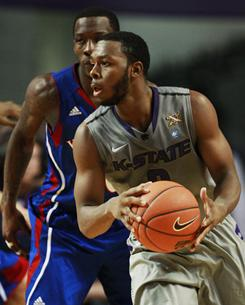 Kansas State scored 38 points to fuel Kansas State's upset victory over Rival Kansas.