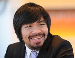 Manny Pacquiao returns to the ring on May 7 against Shane Mosley in Las Vegas.