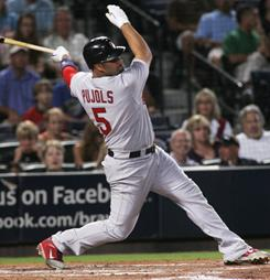 St. Louis fans have watched Albert Pujols slug the baseball since 2001. But how much longer will he be in a Cardinals uniform?