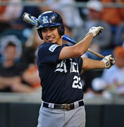 Anthony Rendon, the 2010 national player of the year, and Rice host Stanford in a three-game opening series this weekend.