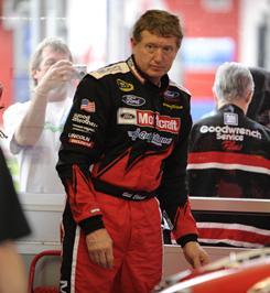 Bill Elliott will make his 59th start at Daytona on Sunday.