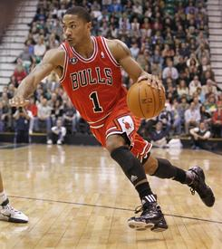 Point guard Derrick Rose, averaging career highs of 24.5 points, 8.2 assists and 4.4 rebounds, hadn't experienced a winning season with the Bulls until now.