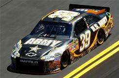 Ryan Newman drives the No. 39 Army car in the NASCAR Sprint Cup Series.