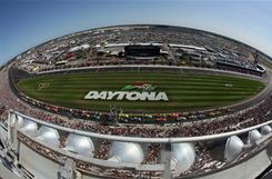 Next year's Daytona 500 has been pushed back a week to Sunday, Feb. 26, 2012.
