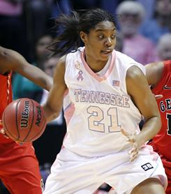 Tennessee proved to be too much for Georgia as the Lady Vols cruised to another regular-season SEC title.