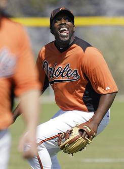 Vladimir Guerrero figures to be a key component of Buck Showalter's rebuilding project in Baltimore. Guerrero, Derrek Lee, and J.J. Hardy look to boost an Orioles team that finished 30 games under .500.