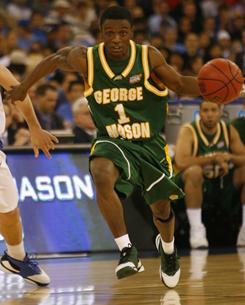 Tony Skinn, one of the starting five when George Mason made the 2006 Final Four, now plays in Germany.