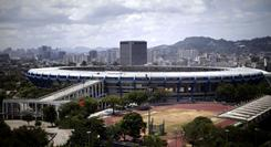 Maracana Stadium in Rio de Janeiro is being renovated ahead of the 2014 World Cup. Brazil needs to improve the pace of its upgrades according to a government watchdog group.