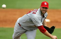 Chris Carpenter will be the anchor of the Cardinals staff with the loss to Adam Wainwright.