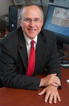 Robert Stern, co-director of the Center for the Study of Traumatic Encephalopathy at Boston University's School of Medicine.