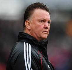 Louis van Gaal's Bayern Munich is on a three-game losing streak for the first time in 10 years.