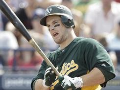 Josh Willingham was traded from the Washington Nationals to the Oakland Athletics on Dec. 16.