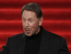 "Oracle CEO Larry Ellison aims to continue upgrading the BNP Paribas Open, and turn it into ""The Grand Slam of the West."""
