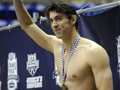 Michael Phelps will have plenty of chances to add to his record medal haul at the 2012 Summer Games.