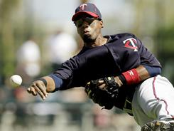 Alexi Casilla will the Twins starting shortstop this season.