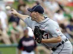 Detroit Tigers righty Max Scherzer was just 12-11 last year, but he delivered 184 strikeouts for his fantasy owners. Strikeouts, stolen bases, homers and hits are key in the &quot;Core Four&quot; draft strategy.