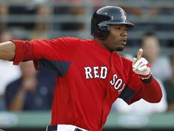 Outfielder Carl Crawford signed a seven year, $142 million contract to join the Red Sox.