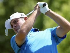 Gary Woodland earned his first PGA Tour victory Sunday in the Transitions Championship, which helped move him way up in the rankings and earned him a spot in the Masters.
