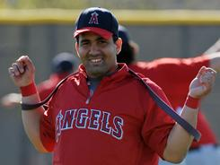 Angels first baseman Kendrys Morales is expected to start the season on the disabled list.