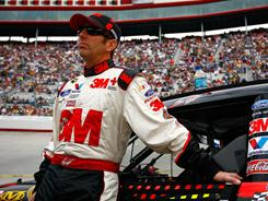 Greg Biffle won two races and finished sixth in the final 2010 Sprint Cup standings. Biffle is 20th in the current points standings.