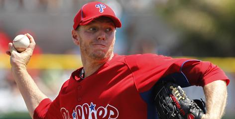The Phillies' Roy Halladay pitched a perfect game and a no-hitter last season, which many christened The Year of the Pitcher.