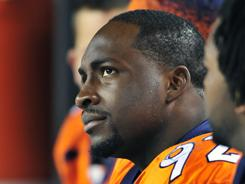 Broncos defensive end Elvis Dumervil will not face any legal action over a dispute with a parking lot attendant last season.