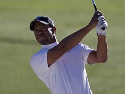 Tiger Woods will play his first two rounds with reigning U.S. Open champion Graeme McDowell and Robert Allenby.