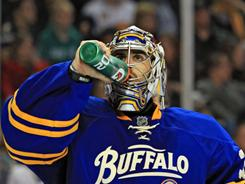 The Sabres, who can finish anywhere from sixth to ninth, expected to get injured Ryan Miller back this weekend.