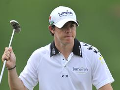 Rory McIlroy enters the final round of the Masters with a four-shot lead and into position to claim his first major title.