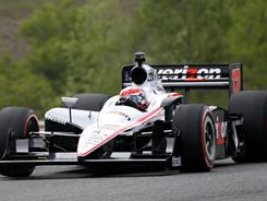 Will Power became the first driver since 2009 to start from the pole and lead the entire race.