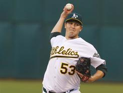 Trevor Cahill was a first-time All-Star last year and is 1-0 with a 1.42 ERA in two starts this season.