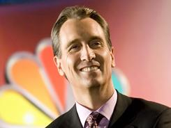 NBC analyst Cris Collinsworth is teaming up with rival network analysts Boomer Esiason, Howie Long and Phil Simms for an online-only NFL draft show on April 26.