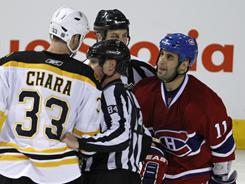 The Bruins-Canadiens regular-season series was contentious this season, but analysts expect that players will be able to keep their emotions in check.