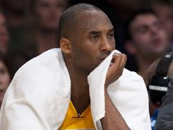 Lakers star Kobe Bryant is facing heat for uttering a homophobic slur toward a referee in Wednesday's game against the Spurs.