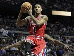 Derrick Rose has helped transform the Bulls from a .500 team to the best team in the Eastern Conference.