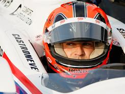 Helio Castroneves looking for fourth win at Indy 500.