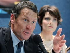 Lance Armstrong and disgraced physician Michele Ferrari severed professional ties in 2004.