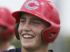 Brandon Nimmo, an outfielder with Cheyenne American Legion Post 6, could make history by becoming the highest drafted player out of Wyoming. 