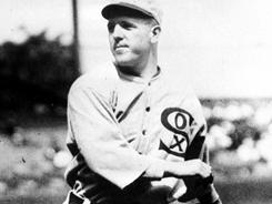 White Sox pitcher Eddie Cicotte was one of the key members from the infamous 1919 Black Sox scandal.