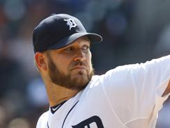 Tigers pitcher Brad Penny took a no-hitter into the sixth inning against the White Sox on Saturday.