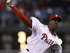 The Phillies have placed closer Jose Contreras on the disabled list. Ryan Madson will assume the closer's role.